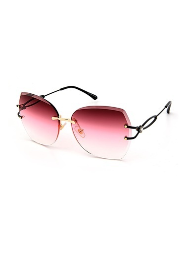 Di Caprio Güneş Gözlüğü Pembe